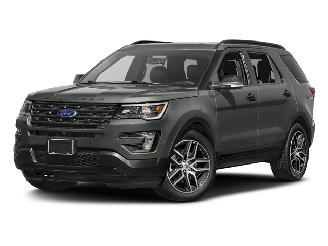 certified 2017 Ford Explorer Sport