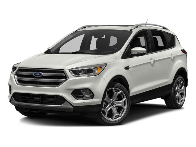 2017 Ford Escape Titanium for sale in Fairfax, VA