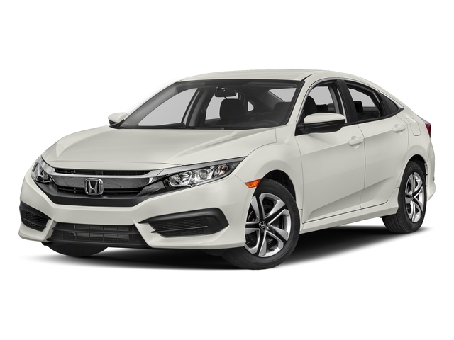 2017 Honda Civic Sedan LX [4]