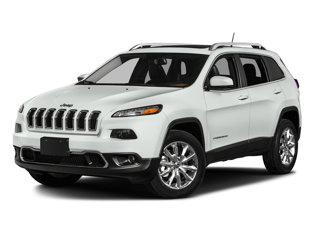2017 Jeep Cherokee LIMITED 4D Sport Utility Greensboro NC