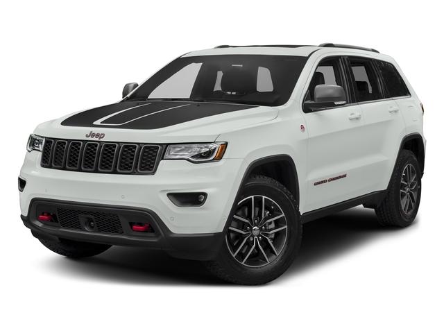2017 Jeep Grand Cherokee Trailhawk for sale in Grand Rapids, MI