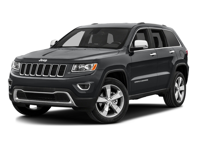 2017 Jeep Grand Cherokee Limited [0]