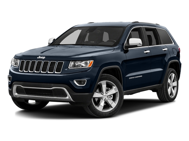 2017 Jeep Grand Cherokee Limited [2]
