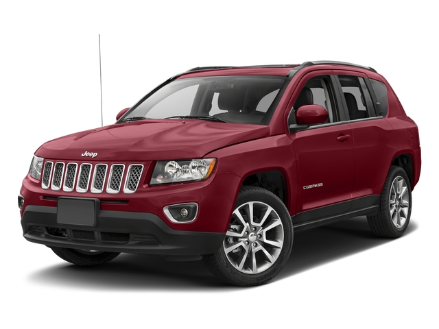 2017 Jeep Compass Latitude [3]