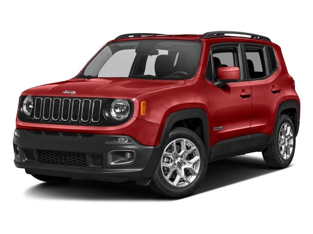 certified 2017 Jeep Renegade Latitude