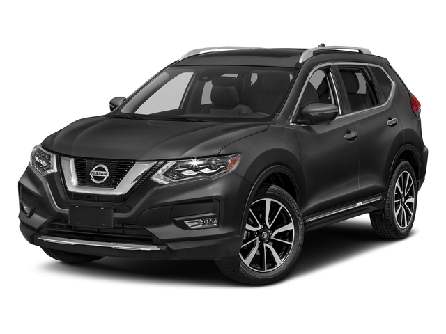 2017 Nissan Rogue S [12]