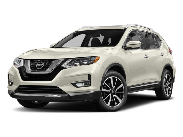 2017 Nissan Rogue S [0]
