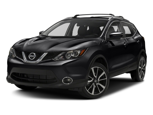 2017 Nissan Rogue Sport S [0]