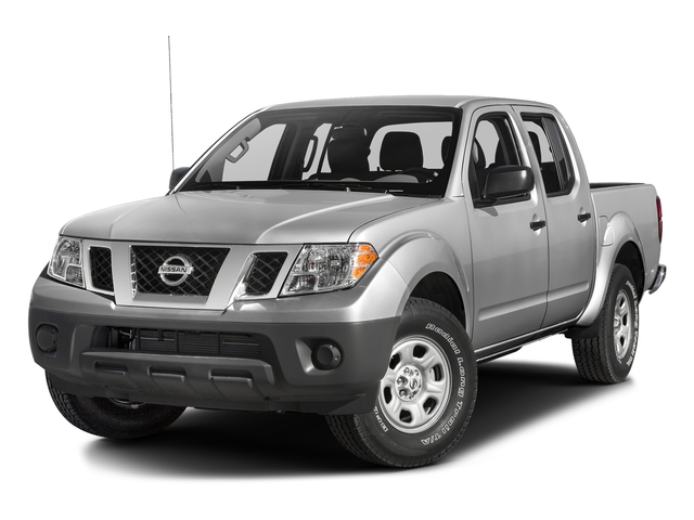 Used 2017 Nissan Frontier Crew Cab 4x2 S Auto Short Bed