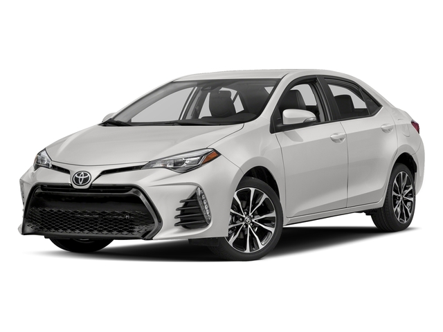 Super White 2017 Toyota Corolla SE 4dr Car Huntington Station NY