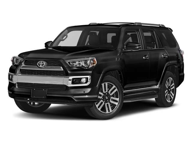 2017 Toyota 4Runner Limited [10]