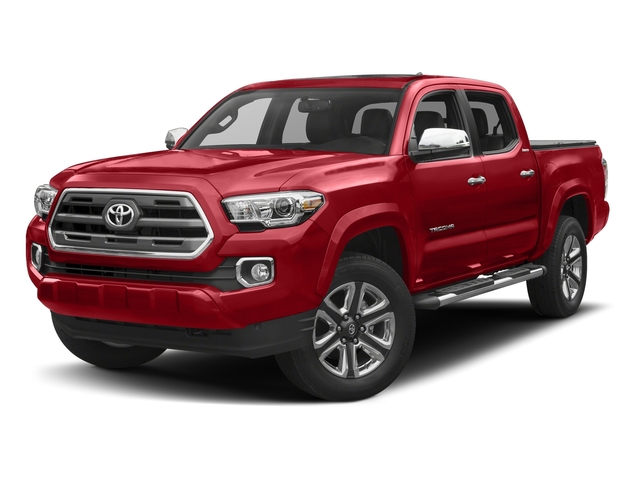 2017 Toyota Tacoma Limited [14]