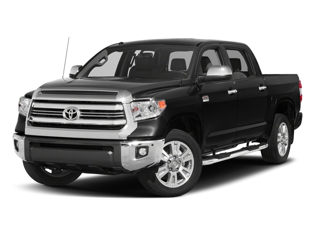 2017 Toyota Tundra 4Wd 1794 EDITION Short Bed Slide