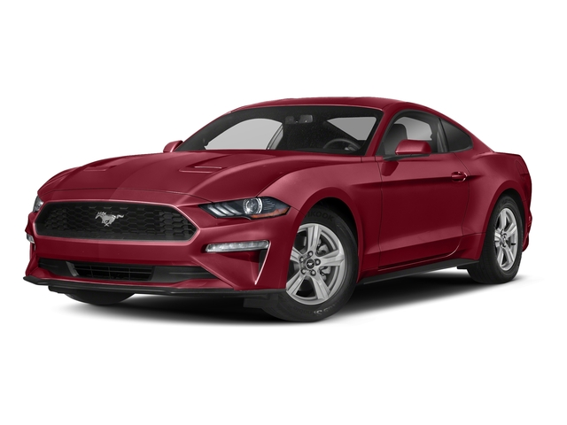 certified 2018 Ford Mustang EcoBoost