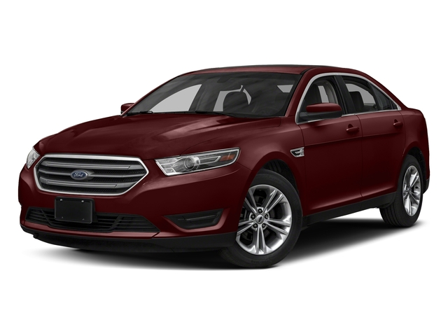certified 2018 Ford Taurus Limited