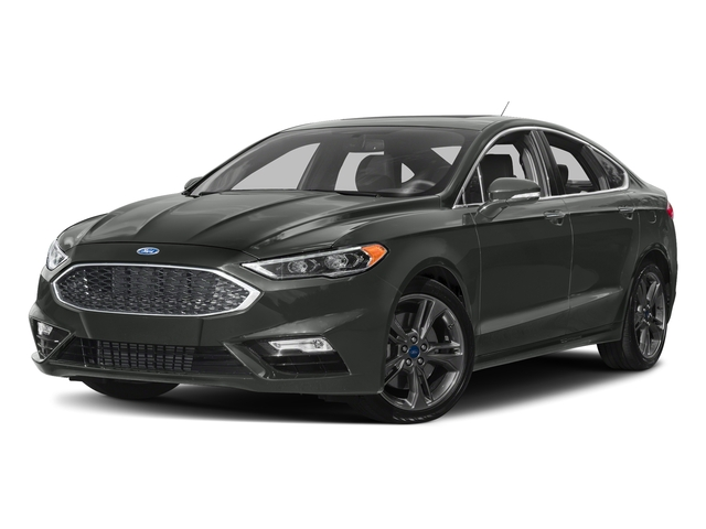 certified 2018 Ford Fusion Sport