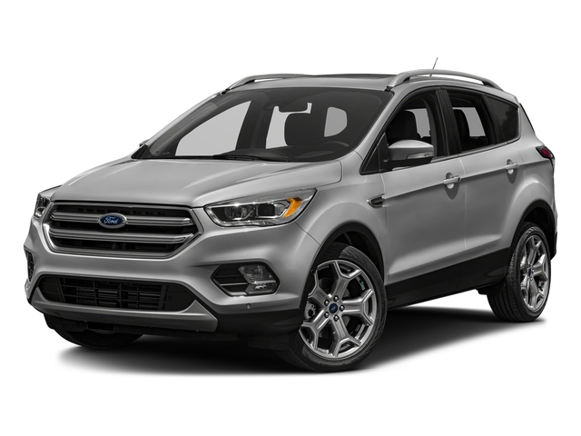 certified 2018 Ford Escape Titanium