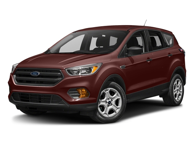 certified 2018 Ford Escape SE