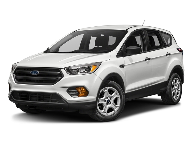 certified 2018 Ford Escape S