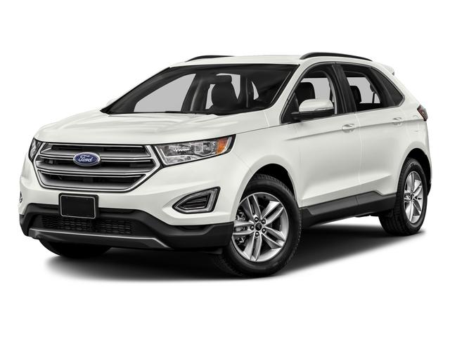 certified 2018 Ford Edge Titanium