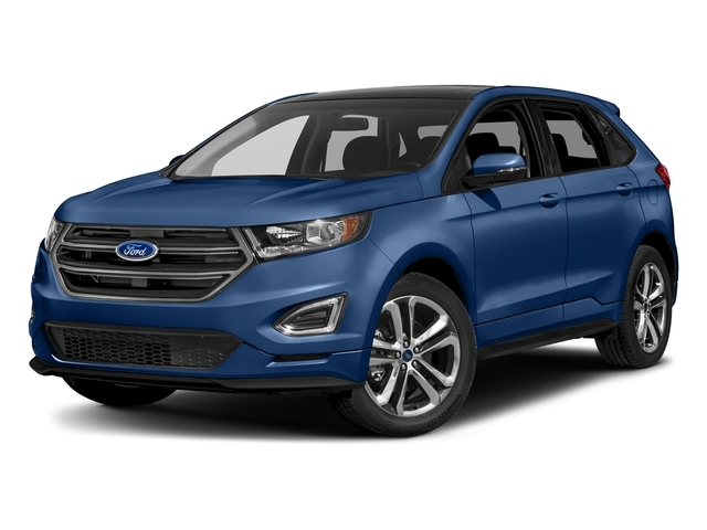certified 2018 Ford Edge Sport
