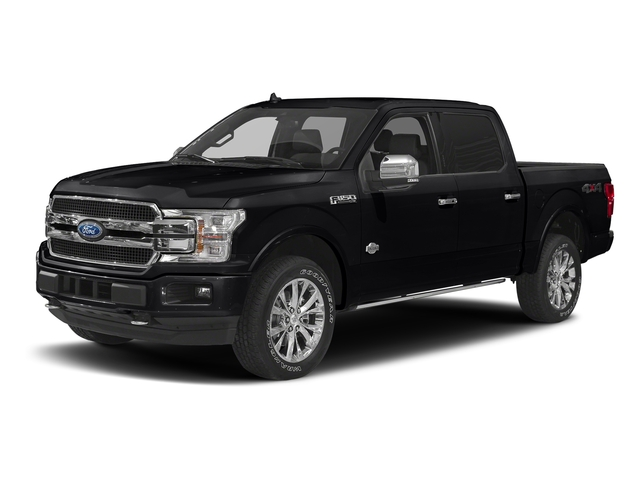 certified 2018 Ford F-150 XLT