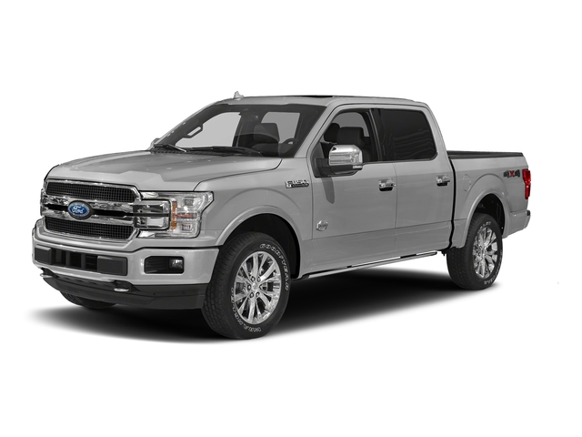 Ingot Silver Metallic 2018 Ford F-150 LIMITED Short Bed Raleigh NC