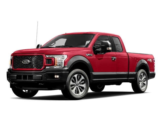 certified 2018 Ford F-150 XL