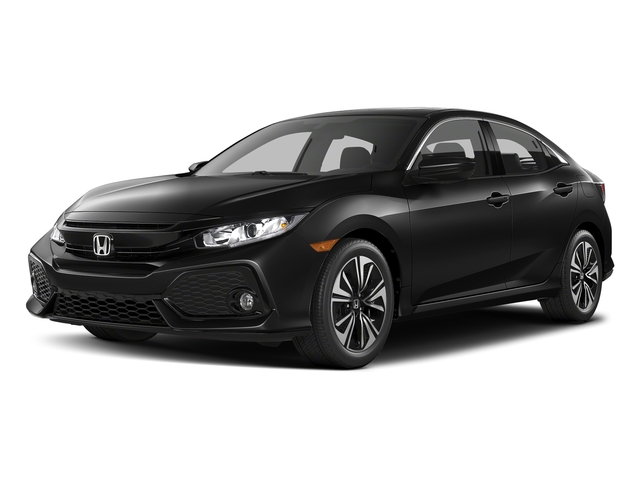 2018 Honda Civic Hatchback EX [2]
