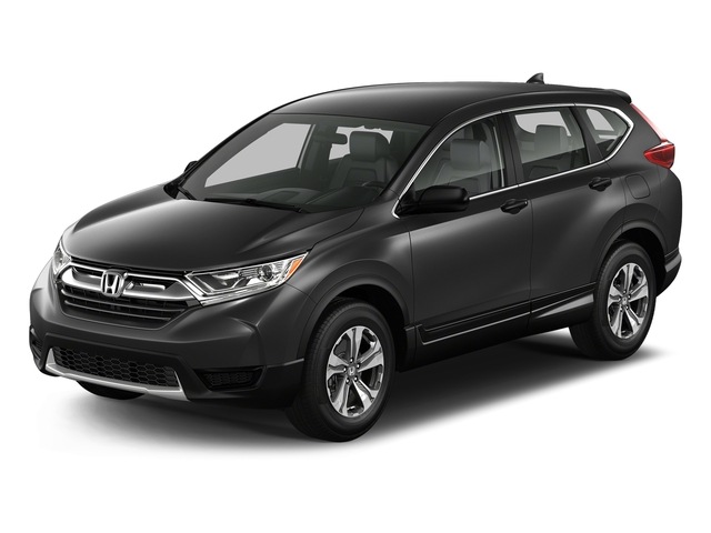 2018 Honda Cr-V LX [2]