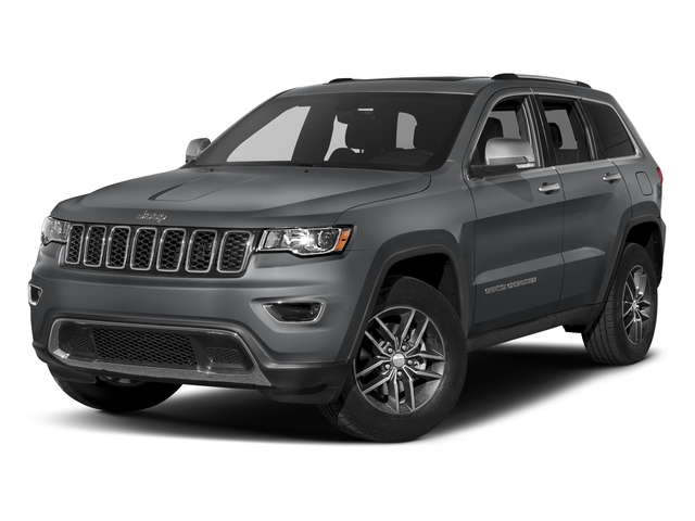 2018 Jeep Grand Cherokee LIMITED SUV Slide