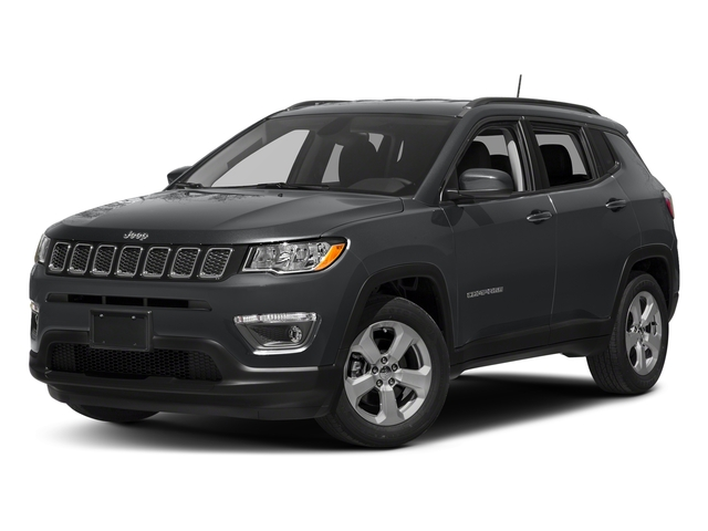 certified 2018 Jeep Compass Altitude Edition