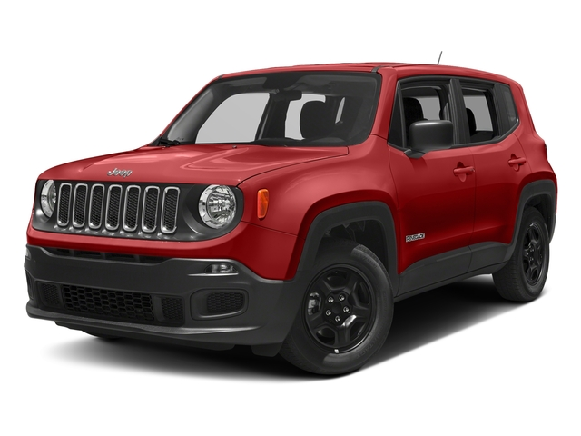 2018 Jeep Renegade Latitude [5]
