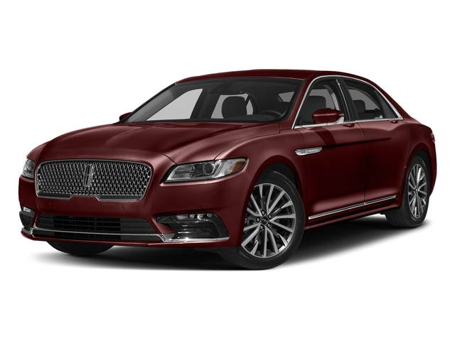 used 2018 Lincoln Continental Reserve