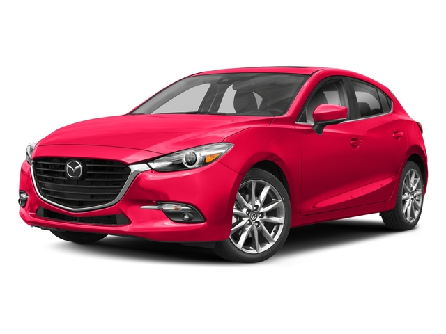 2018 Mazda Mazda3 5-Door GRAND TOURING Hatchback Cary NC
