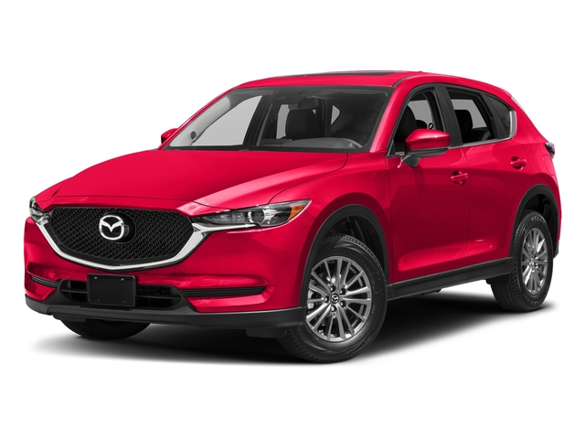 2018 Mazda Mazda CX-5 TOURING Sport Utility  NC