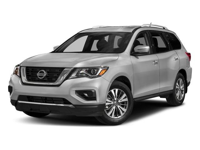 2018 Nissan Pathfinder S [4]