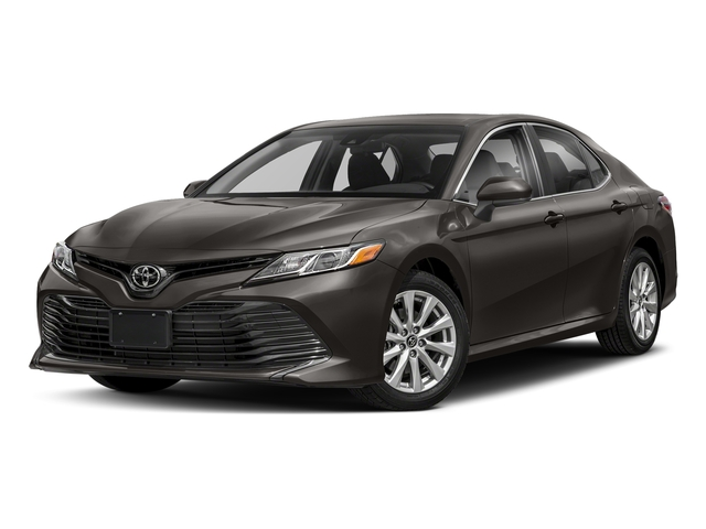2018 Toyota Camry LE [3]