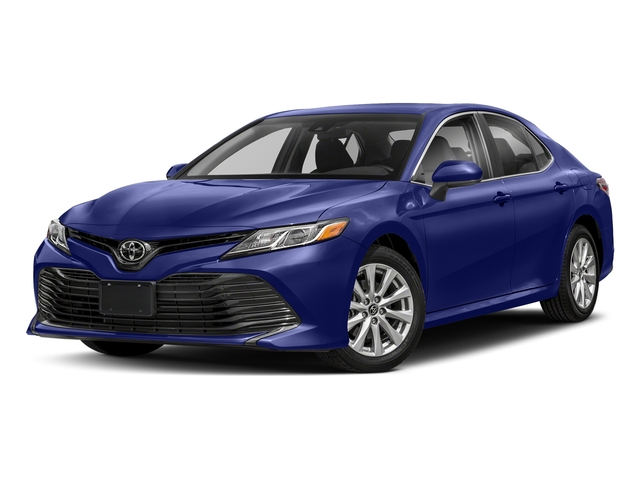2018 Toyota Camry LE [4]