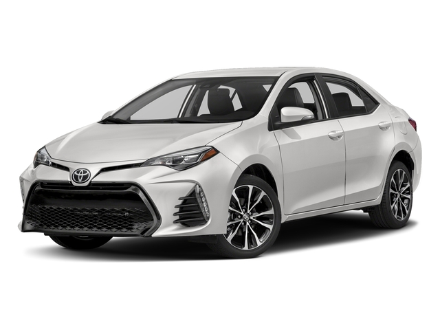 2018 Toyota Corolla SE [9]