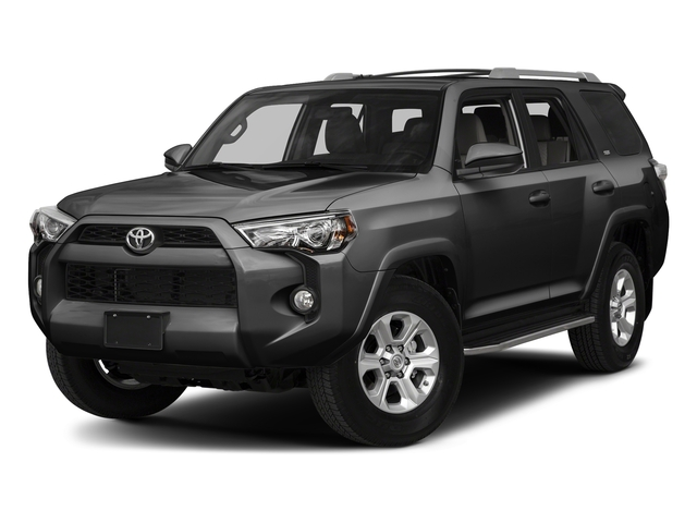 2018 Toyota 4Runner SR5 Premium [1]