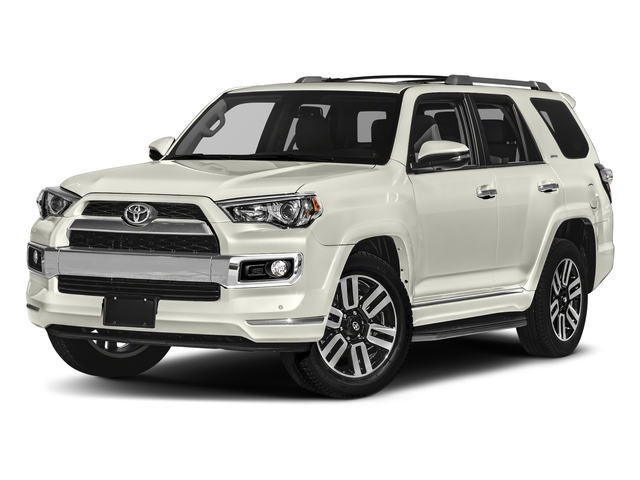 2018 Toyota 4Runner Limited [1]