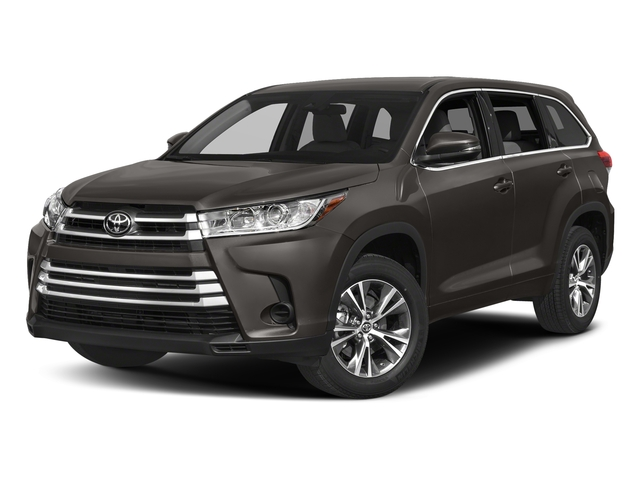 2018 Toyota Highlander LE Plus [1]