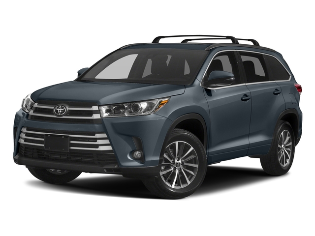 2018 Toyota Highlander XLE [4]