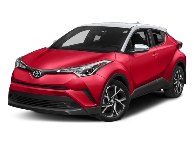 2018 Toyota C-HR XLE [1]
