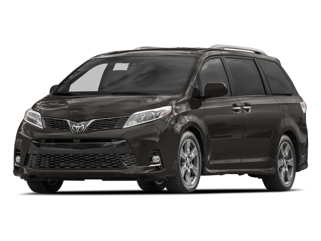2018 Toyota Sienna LE [3]