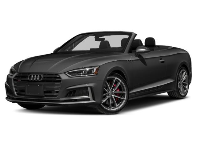 2019 Audi S5 Cabriolet Premium Plus
