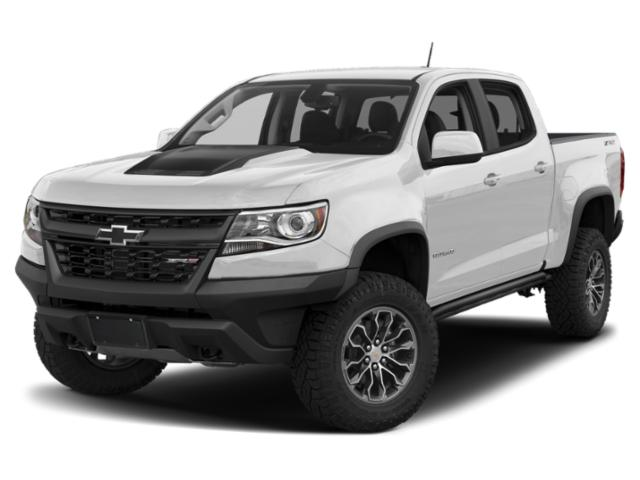 2019 Chevrolet Colorado 4WD ZR2 [1]