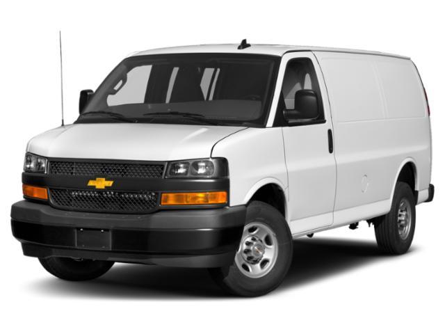 2019 Chevrolet Express Cargo Van RWD 2500 135″ [5]