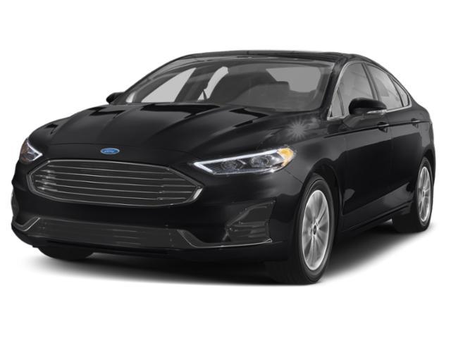 2019 Ford Fusion SEL 4dr Car Slide
